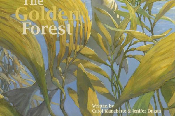 The Golden Forest book cover