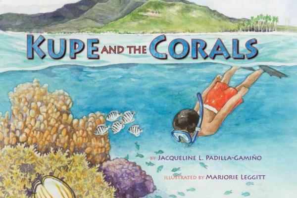 Kupe and the Corals book cover